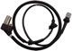 Sensor, Wheel speed Rear axle left 32020067 (1010307) - Saab 9000