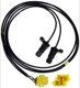 Sensor, Wheel speed Rear axle Kit for both sides 9472171 (1010526) - Volvo C70 (-2005), S70 V70 (-2000)