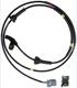 Sensor, Wheel speed Rear axle left 30773742 (1010530) - Volvo S60 (-2009), S80 (-2006), V70 P26, XC70 (2001-2007)