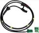 Sensor, Wheel speed Rear axle 9472457 (1010531) - Volvo S80 (-2006)