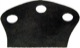 Spacer, Hinge for Bootlid Rubber 658072 (1010581) - Volvo P445 P210