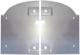 Halter, Schmutzfänger hinten Satz für beide Seiten  (1010605) - Volvo 120 130