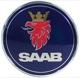 Emblem Bonnet Saab 5289871 (1010831) - Saab 9-3 (-2003), 900 (1994-), 900 (-1993), 9000