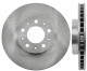 Brake disc Front axle internally vented 31262092 (1011710) - Volvo 850, 900, C70 (-2005), S70 V70 (-2000), S90 V90 (-1998), V70 XC (-2000)