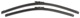 Wiper blade for Windscreen Flat Kit for both sides 32237899 (1012174) - Volvo S60 (-2009), S80 (-2006), V70 P26, XC70 (2001-2007), XC90 (-2014)