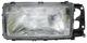 Hauptscheinwerfer links H4 ohne Nebelscheinwerfer 3534171 (1012500) - Volvo 700