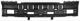 Bumper reinforcement rear 30888136 (1013663) - Volvo S40 V40 (-2004)