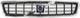 Kühlergitter mit Strebe mit Emblem 30652182 (1013718) - Volvo S40 V40 (-2004)