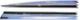 Zierleiste, Kotflügel vorne links 664622 (1014075) - Volvo P1800