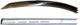 Zierleiste, Seitenwand oben hinten rechts 669632 (1014077) - Volvo P1800, P1800ES