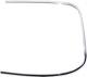Zierleiste, Verglasung Heckscheibe verchromt 669329 (1014079) - Volvo P1800