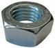 Nut, Tie rod 985880 (1014307) - Volvo 200, 700, 850, 900, S70 V70 (-2000), S90 V90 (-1998), V70 XC (-2000)