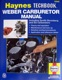 Book Workshop manual Weber Vergaser English  (1014764) - universal Classic