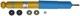 Stoßdämpfer Hinterachse Gasdruck B6 Sport  (1014880) - Saab 900 (-1993)