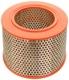 Air filter 683472 (1015115) - Volvo P1800, P1800ES