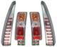 Styling Taillight Kit for both sides  (1015140) - Volvo 850, V70 (-2000), V70 XC (-2000)