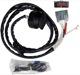 Electric kit, Towbar 13 terminal 8633887 (1015424) - Volvo S60 (-2009), S80 (-2006), V70 P26, XC70 (2001-2007), XC90 (-2014)