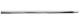 Zierleiste, Seitenwand hinten links 685982 (1015433) - Volvo P1800, P1800ES