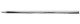 Zierleiste, Seitenwand hinten rechts 685983 (1015434) - Volvo P1800, P1800ES