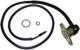 Shift valve, Automatic transmission 1239928 (1016048) - Volvo 200, 700, 900