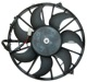 Electrical radiator fan 3540091 (1016597) - Volvo 200