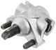 Adjuster, Drum brake Rear axle 668667 (1017731) - Volvo 120 130 220, P1800