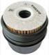 Cover, oil filter housing 1275808 (1018138) - Volvo C70 (-2005), S40 V40 (-2004), S60 (-2009), S70 V70 (-2000), S80 (2007-), S80 (-2006), V70 P26, V70 XC (-2000), XC70 (2001-2007), XC90 (-2014)