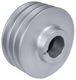 Belt pulley, Crankshaft anodized  (1018959) - Volvo 200, 700, 900