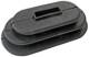 Manschette, Handbremshebel schwarz 665236 (1019029) - Volvo P1800, P1800ES