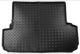 Trunk mat black-grey  (1019091) - Volvo 700, 900, V90 (-1998)