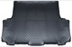 Trunk mat Synthetic material black-grey  (1019093) - Volvo 850, V70 (-2000), V70 XC (-2000)