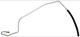 Hydraulic hose, Steering system 9489671 (1019301) - Volvo S70 V70 (-2000)
