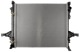 Radiator, Engine cooling Manual transmission Automatic transmission 31293550 (1019979) - Volvo XC90 (-2014)