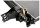 Kühler, Motorkühlung Schaltgetriebe Automatikgetriebe