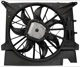 Electrical radiator fan 31368075 (1020826) - Volvo XC90 (-2014)
