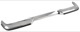 Bumper front Stainless steel polished  (1020899) - Volvo P1800, P1800ES