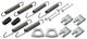 Accessory kit, Brake shoes 273173 (1020973) - Volvo 120 130 220, P1800, PV