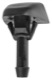 Nozzle, Windscreen washer for Windscreen fits left and right