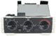Control element, Heating/ Ventilation 3522573 (1021854) - Volvo 700, 900