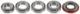 Bearing, Differential Kit  (1021983) - Volvo 120 130, 140, 200, 700, P1800, P1800ES, PV