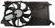Electrical radiator fan 31261986 (1022061) - Volvo C30, S40 V50 (2004-)
