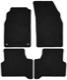 Floor accessory mats Velours black  (1022514) - Saab 9000