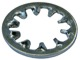 Serrated lock washer 955947 (1023033) - Volvo universal