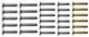 Schraube Tankgeber Satz  (1023782) - Volvo 120 130 220, P1800, P1800ES, PV