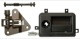 Lock, Glove compartment 6818224 (1024602) - Volvo 850