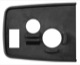 Spacer, Hinge for Tailgate right Rubber 1315837 (1025035) - Volvo 140, 200