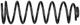 Fahrwerksfeder Hinterachse Nivomat-Feder 9140133 (1025044) - Volvo 850, C70 (-2005), S70 V70 (-2000)