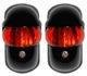 Blinkleuchte, Seite Satz für beide Seiten  (1025319) - Volvo PV
