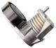 Belt tensioner, V-ribbed belt 30711320 (1025751) - Volvo C30, C70 (2006-), S40 V50 (2004-)
