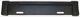 Bumper cover front 1213812 (1026958) - Volvo 200